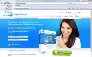 Training online By TeamViewer